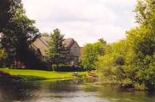 Picture of House on Lake